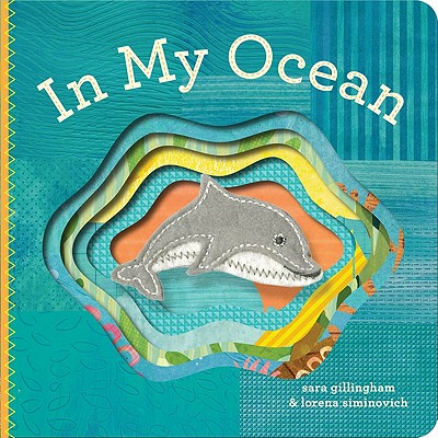 In My Ocean By Gillingham, Sara/ Siminovich, Lorena (ILT)